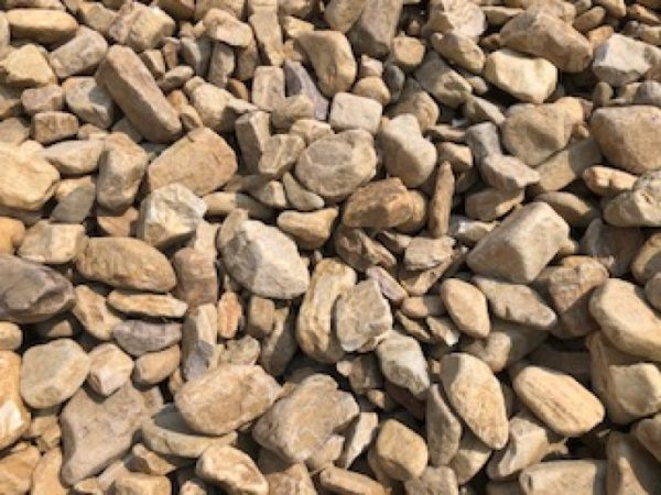 Maryland Decorative River Rock Stones 4-8 Inch